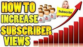 boost subscribers