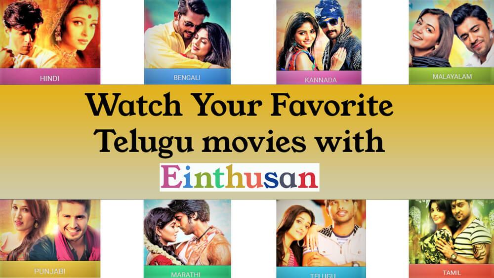 Einthusan Alternatives: Watch Free Movies & TV Shows Online