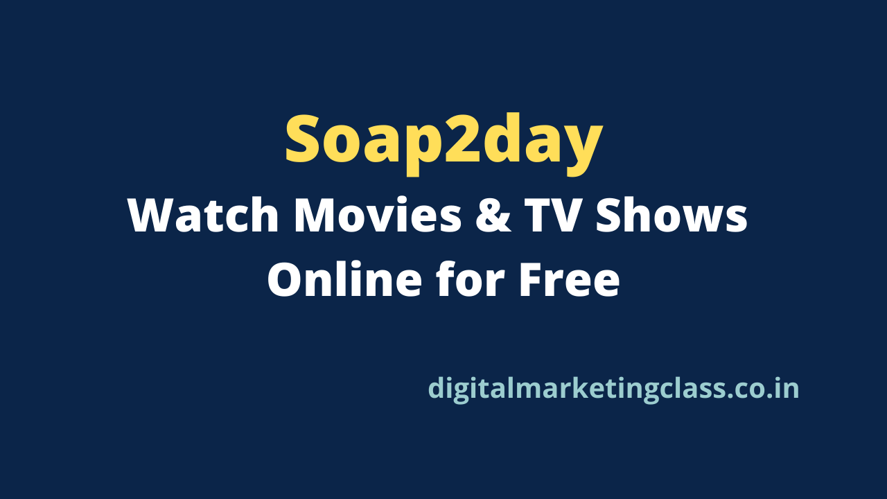 Soap2day - Watch Movies & TV Shows Online for Free